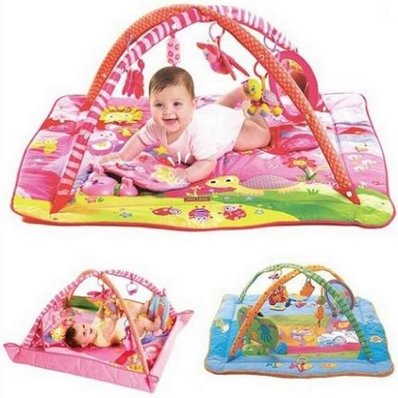 New Arrival Baby Play Mat And Branket