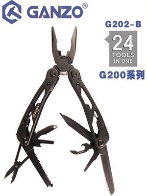 Ganzo Multi Tool Plier Outdoors Military Camping