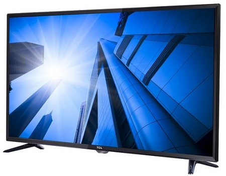 TCL 40-Inch 1080P LED TV