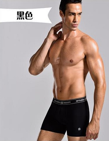 High Quality Men Modal And Cotton Boxer Underpants