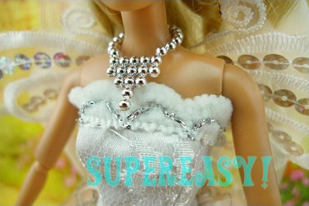 Fairy Tale Barbie Doll In Butterfly Wings Wedding Party Gown Set