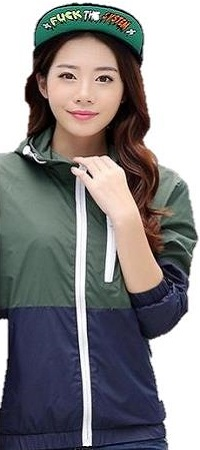 New Summer Outdoor Sports Men And Women Hooded Jacket