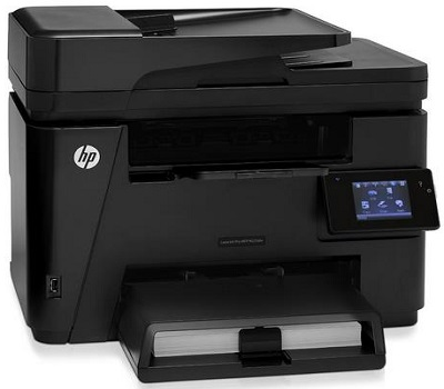 HP LaserJet Pro M225DW Wireless Printer With Scanner, Copier And Fax