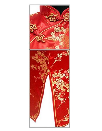 Blingland Dragon Chinese Cheongsam And Party Dress For Women