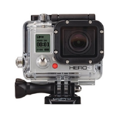 Go Pro Hero 3 – White Edition