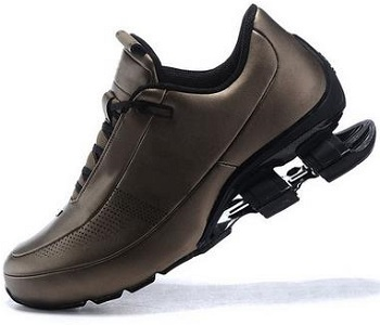 S4 Design Bounce Leather Shoes