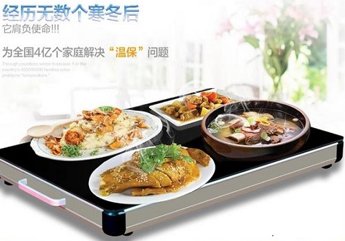 Meals Insulation Board For Plates And Cups Gift Set
