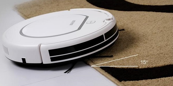Ranunculaceae Worsley Auto Cleaning Robot Vacuum Cleaner