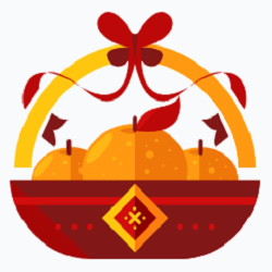 Chinese New Year Gifts Icon