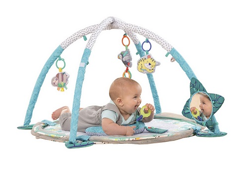 Infantino 4-in-1 Jumbo Baby Activity Gym And Ball Pit