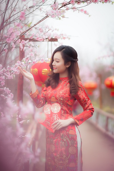 Chinese New Year Costumes