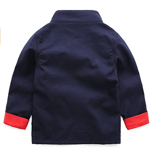 Mud Kingdom Boys Dress Coats Chinese Costume
