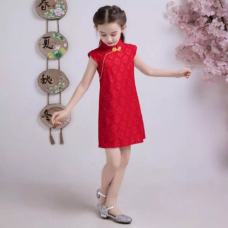 2020/21 Chinese Qipao Style Little Princess Baby Girl