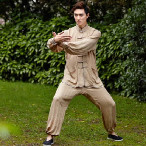 Adult Tai Chi Uniforms Chinese Traditional Clothing